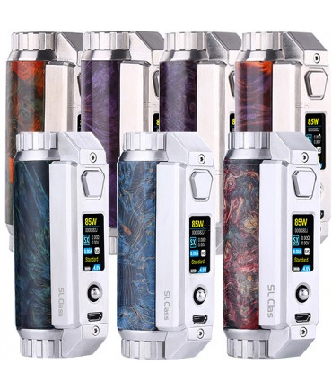 YIHI SX mini SL Class Stabwood 100W Mod Battery Carrier