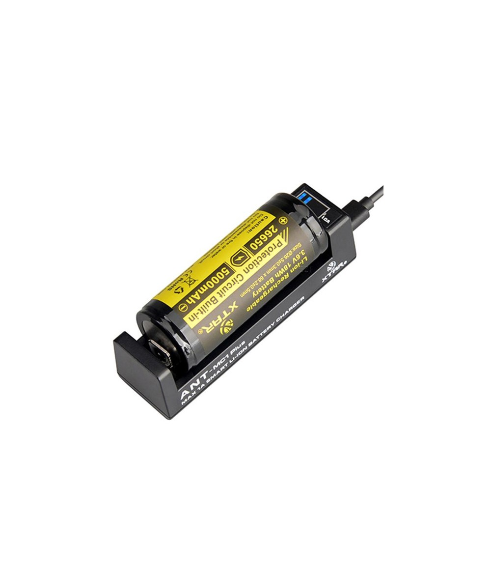 XTAR ANT MC1 Plus Li-Ion Ladegerät
