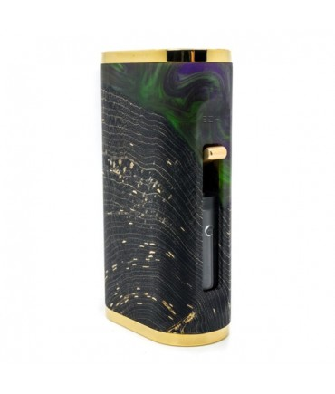 Asmodus Pumper 21 Squonker Mech Mod Battery carrier mechanically