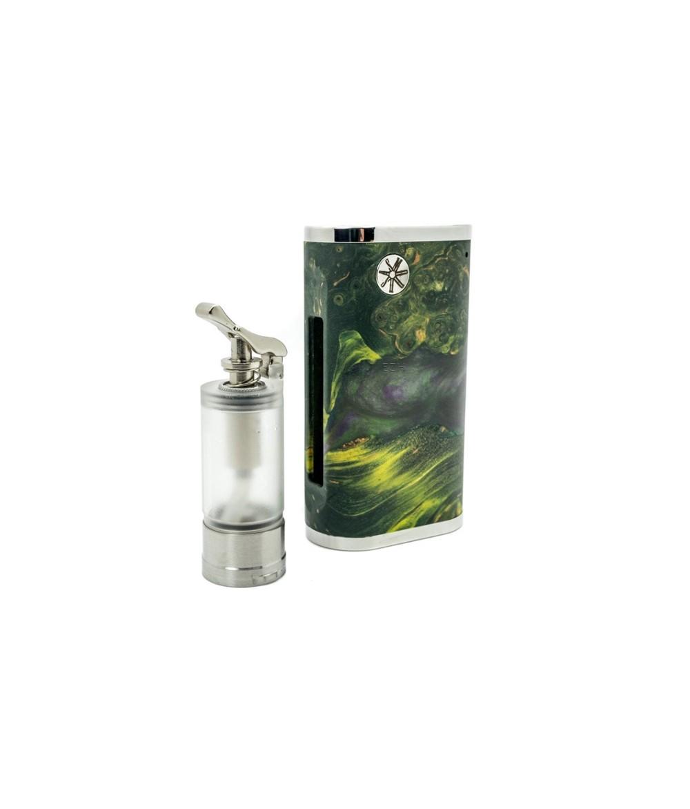 Asmodus Pumper 18 Squonker Mech Mod Akkuträger mechanisch