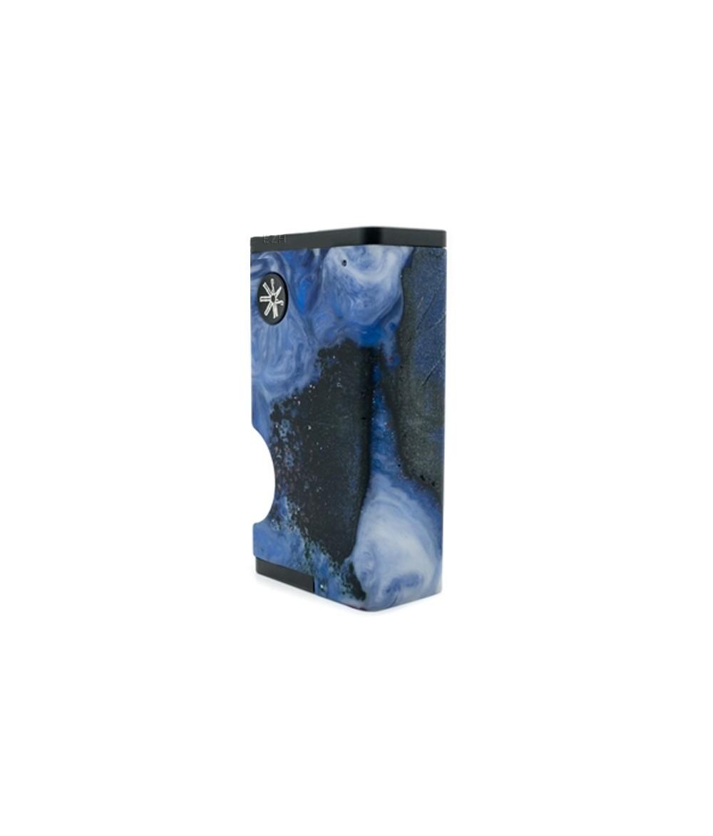 Asmodus Luna Squonker Mech Mod Akkuträger mechanisch - blau