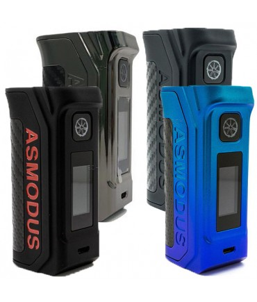 Asmodus Amighty 100W Mod Battery Carrier