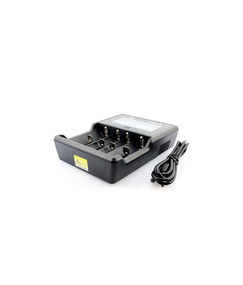 XTAR VC4S Li-Ion und Ni-MH Ladegerät
