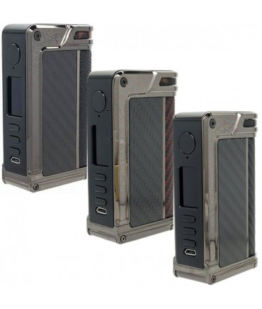 Lost Vape Paranormal DNA250C Gunmetal Mod Battery Carrier
