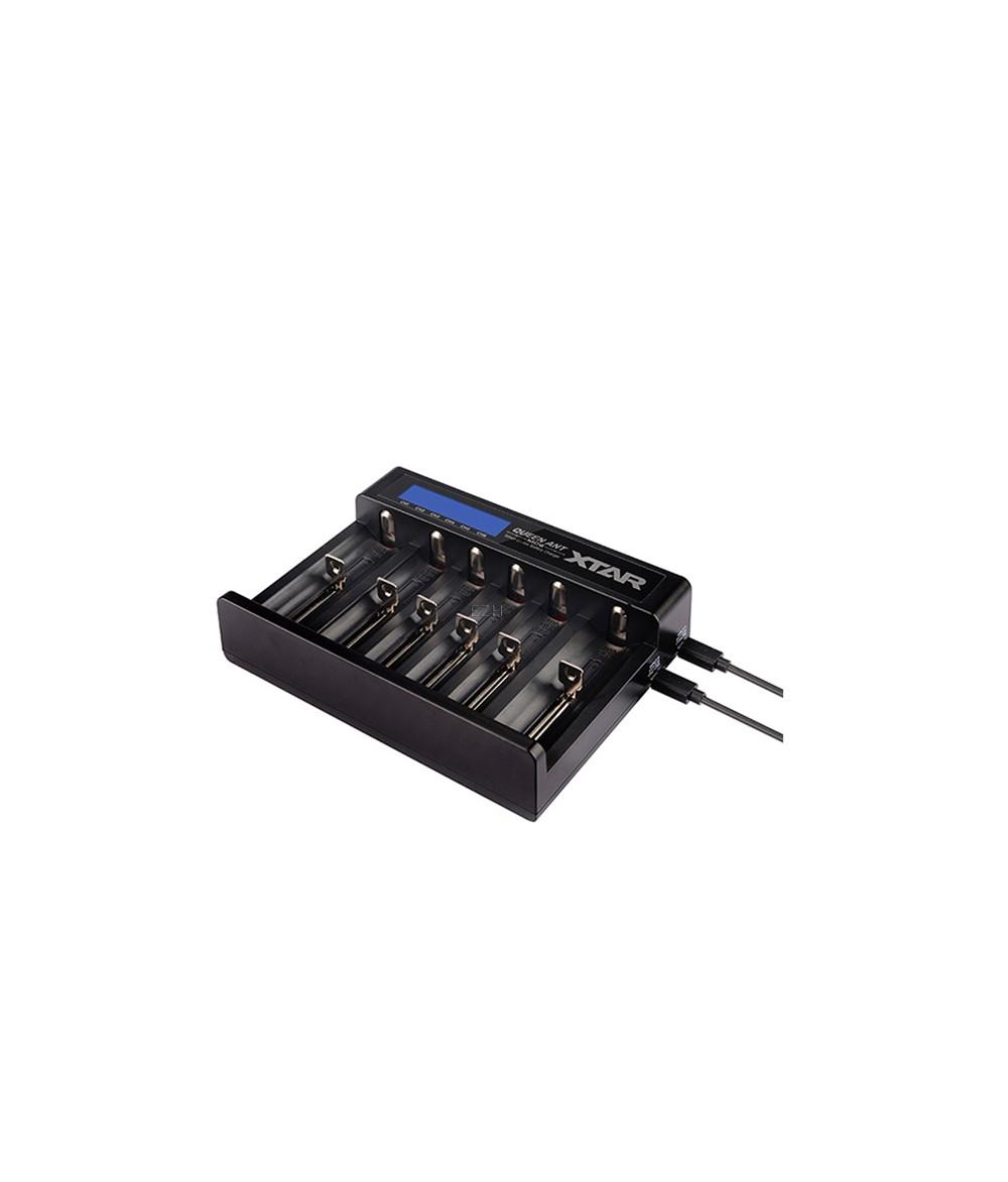 XTAR Queen Ant MC6 Li-Ion USB Ladegerät