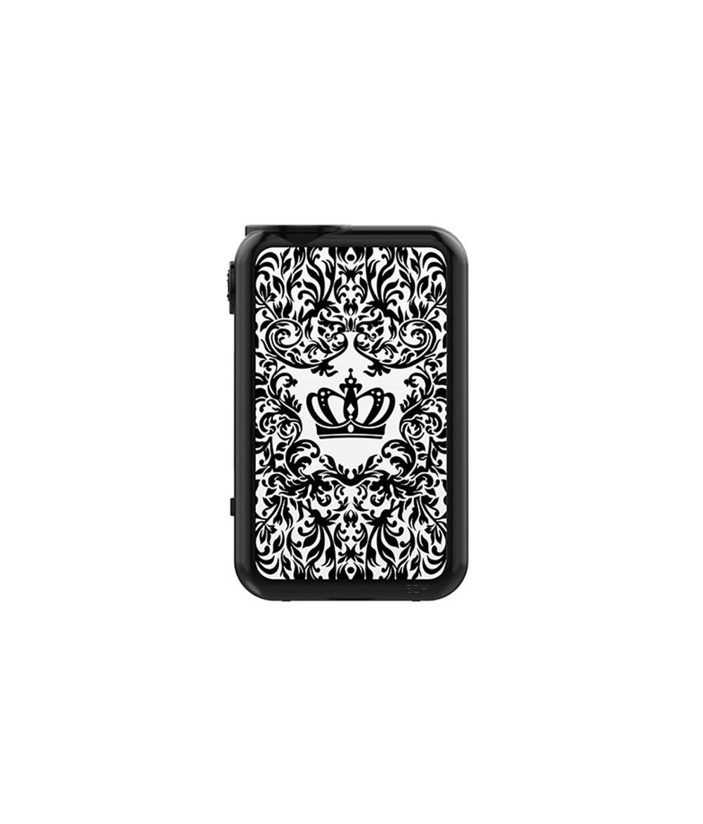 Uwell Crown 4 Kit Mod Akkuträger mit Verdampfer - silber