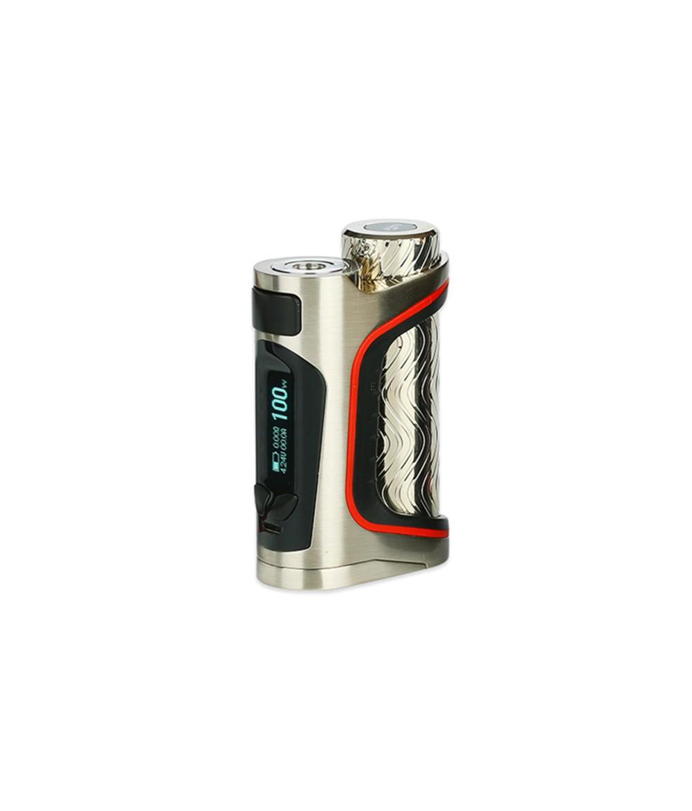 Eleaf iStick Pico S mit Ello Vate Kit Mod Akkuträger mit Verdampfer - silber