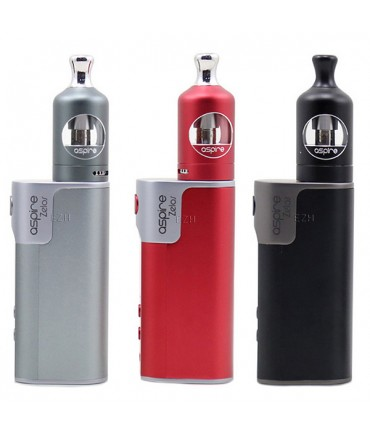 Aspire Zelos 50W with Nautilus 2 Kit Mod battery carrier with evaporator