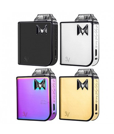 Smoking Vapor Mi-Pod Kit Pod System Design Metal