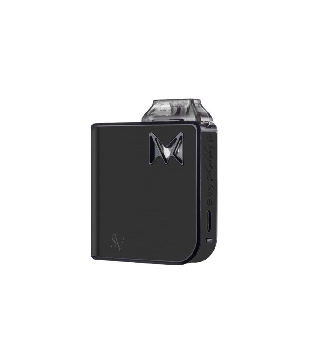 Smoking Vapor Mi-Pod Kit Pod System Design Metal - schwarz