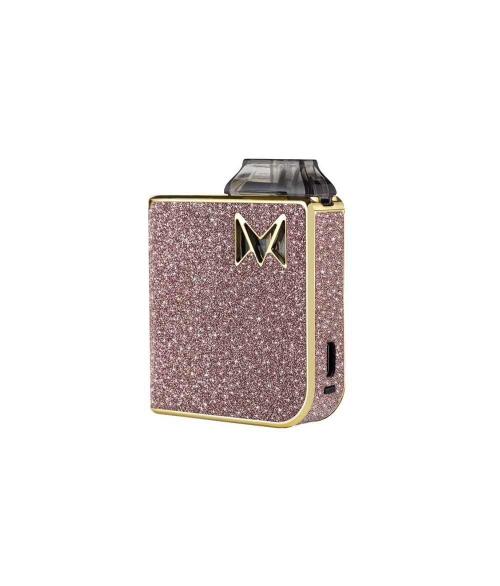 Smoking Vapor Mi-Pod Kit Pod System Design Stars - rose