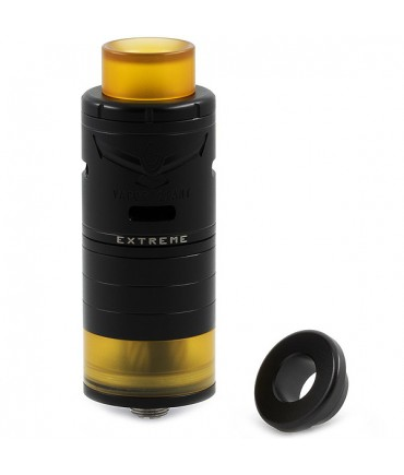 Vapor Giant Extreme Black Edition RTA Verdampfer Top Coiler Selbstwickler Tank
