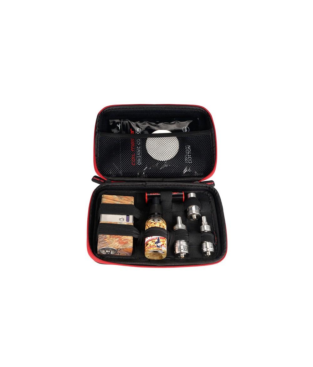 COIL MASTER Kbag Mini Größe S Tasche für e-Zigaretten und Wickelzubehör