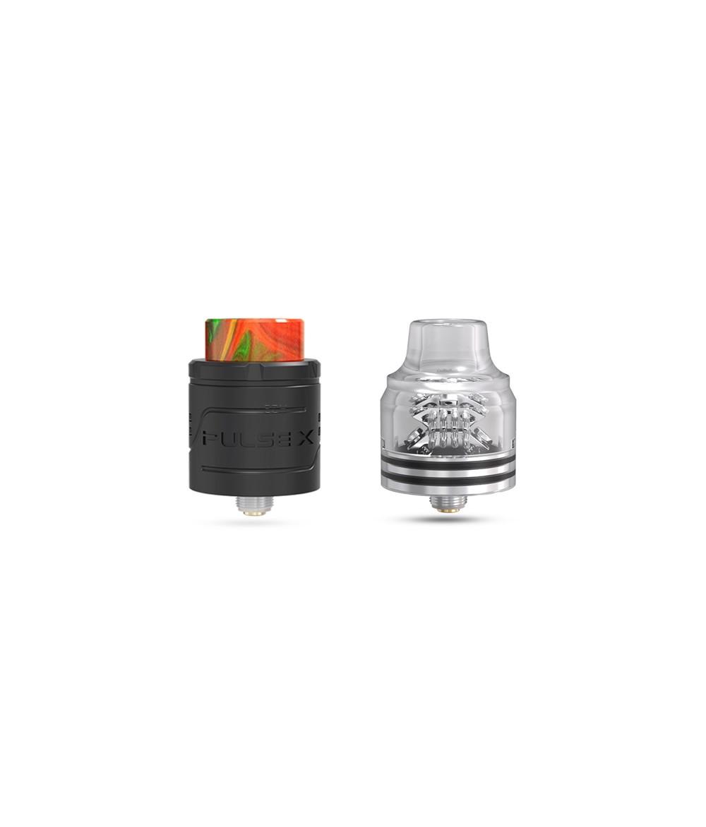 Vandy Vape Pulse X RDA BF Selbstwickler Tröpfler - pc cap