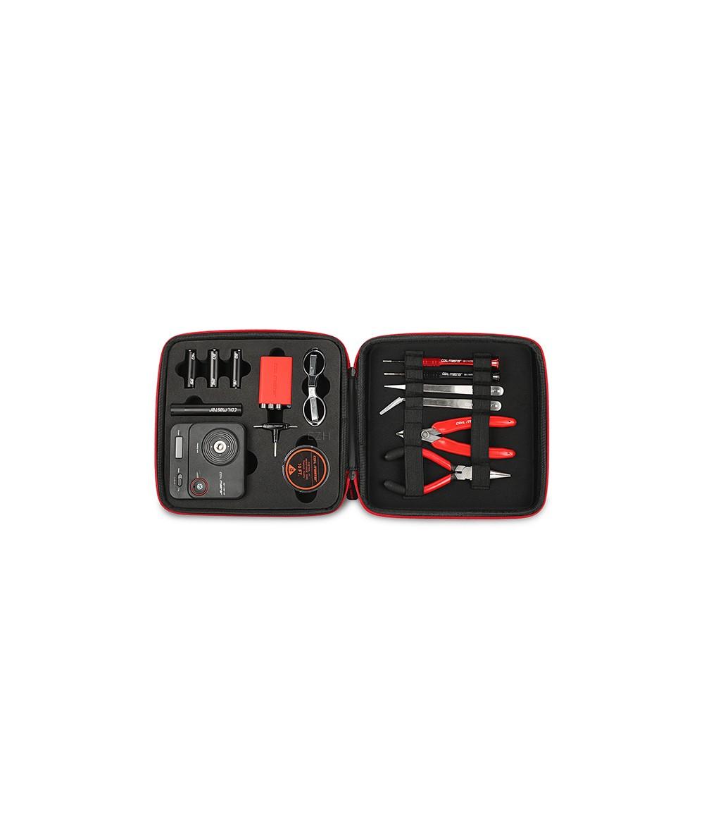 Coil Master DIY Kit v3.0 Wickelset mit Tasche für Selbstwickler