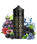 KTS Line Black Aroma 30ml in 120 ml Flasche Shake and Vape
