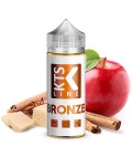 KTS Line Bronze Aroma 30ml in 120 ml Flasche Shake and Vape