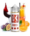 KTS Line Red Aroma 30ml in 120 ml Flasche Shake and Vape