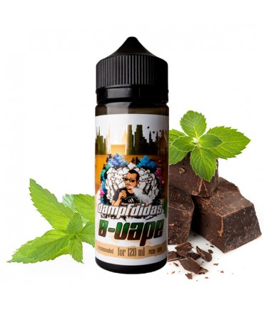 Dampfdidas 8-Vape Aroma 18ml in 120ml Bottle Shake and Vape