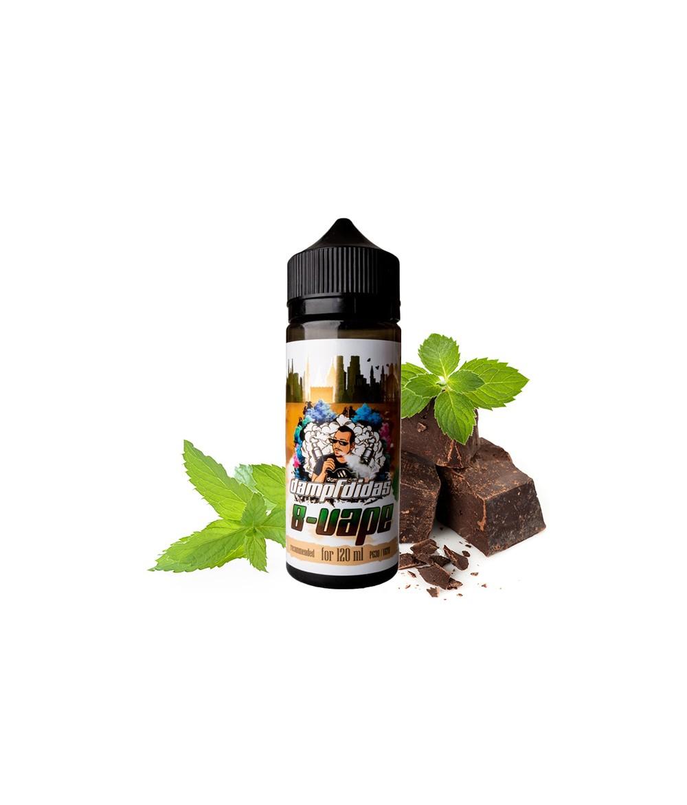 Dampfdidas 8-Vape Aroma 18ml in 120 ml Flasche Shake and Vape