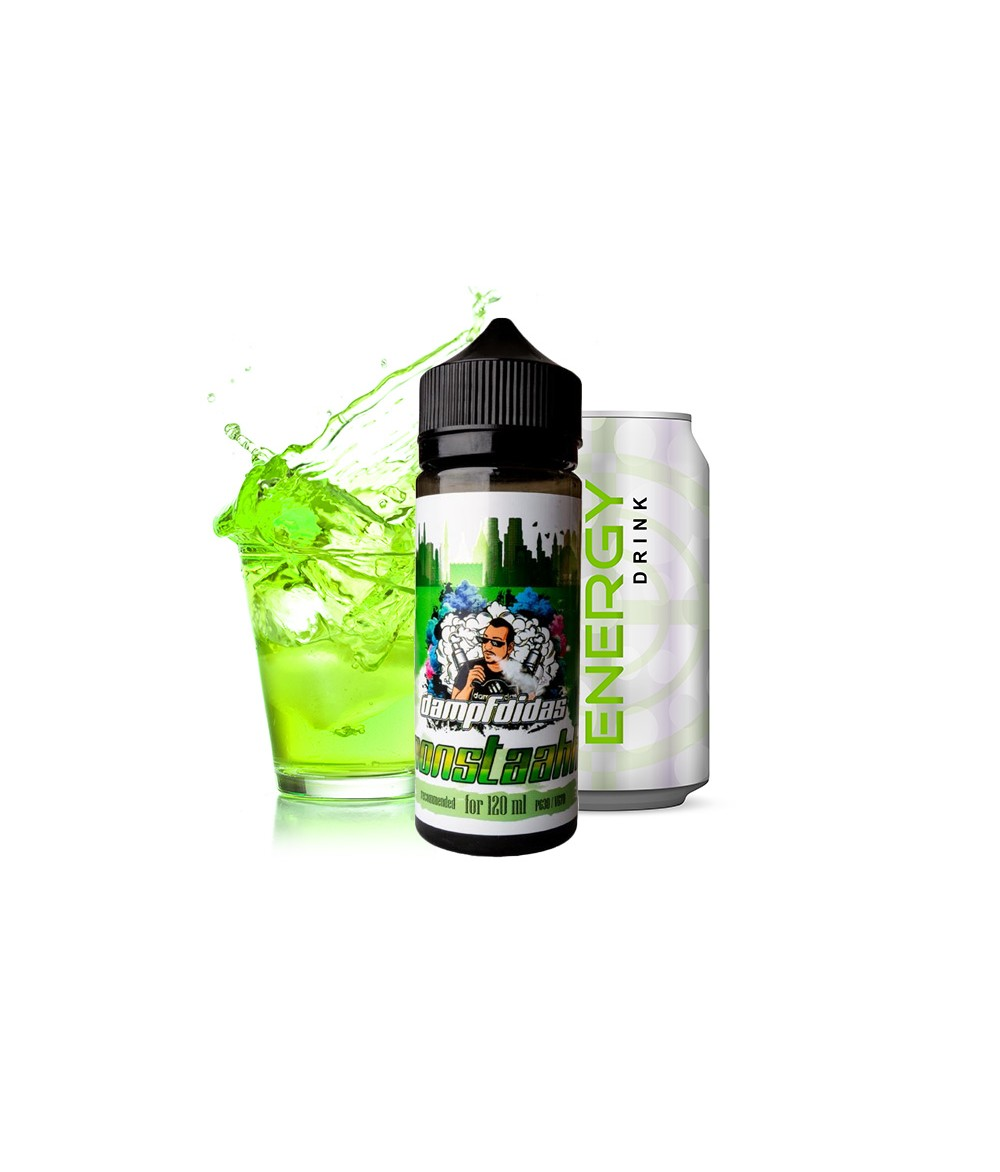 Dampfdidas Monstaahh Aroma 18ml in 120 ml Flasche Shake and Vape