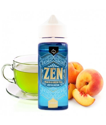 SIQUE BERLIN Zen Premium Liquid 100 ml - Boosted Liquid Shake and Vape