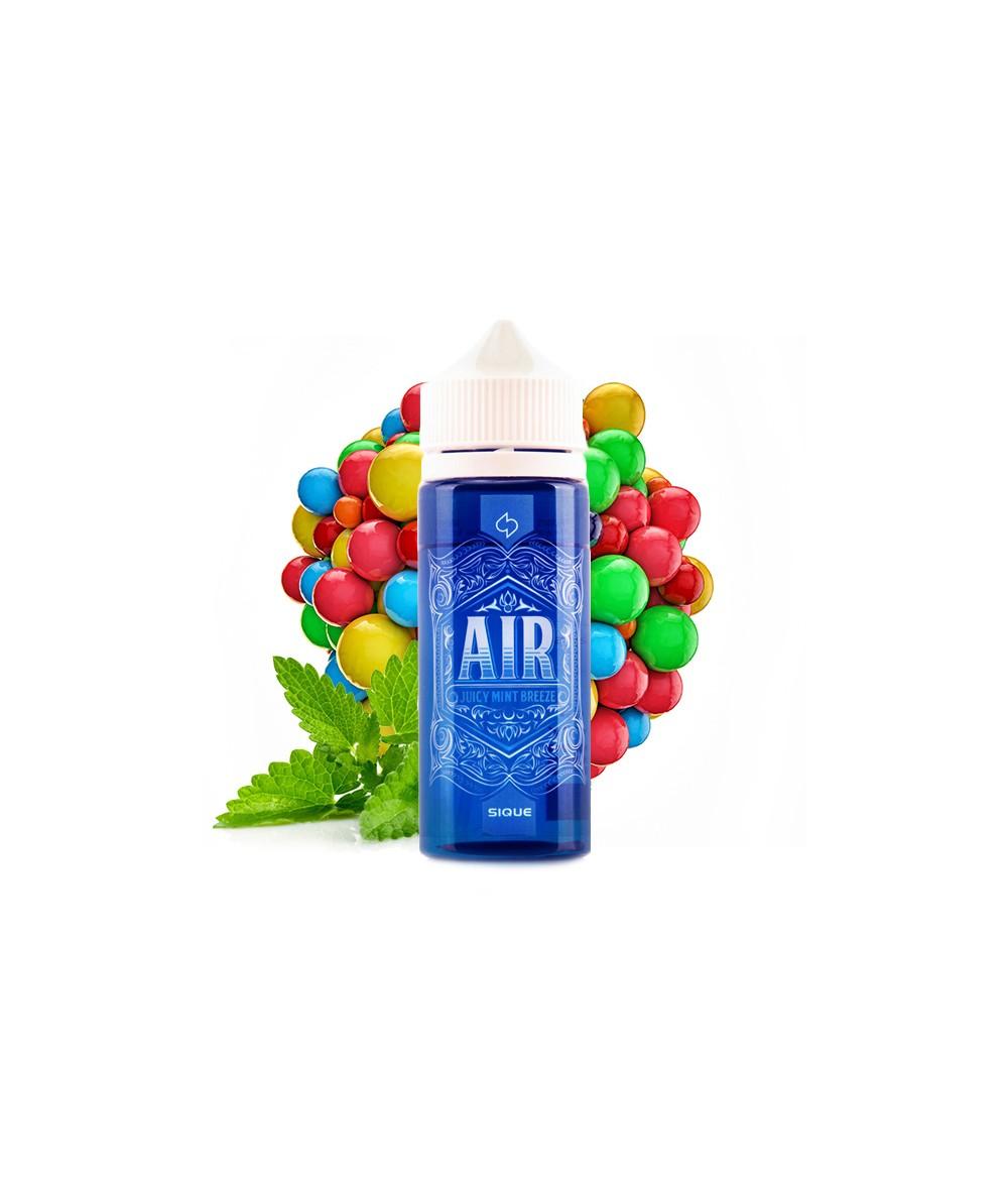 SIQUE BERLIN Air Premium Liquid 100 ml - Boosted Liquid Shake and Vape