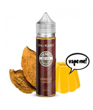 Dr. Kero X The Bro's Vanilla Tobacco Aroma 10ml in 60ml Bottle Shake and Vape
