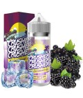 Crusher Blackcurrant Ice Premium Liquid 100 ml - Boosted Liquid Shake and Vape