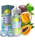 Crusher Tropical Ice Premium Liquid 100 ml - Boosted Liquid Shake and Vape