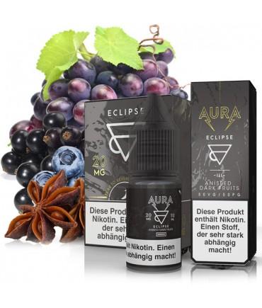 AURA Eclipse Nicotine Salt Liquid 10 ml - NicSalt 20 mg/ml