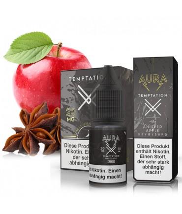 AURA Temptation Nikotinsalz Liquid 10 ml - NicSalt 20 mg/ml