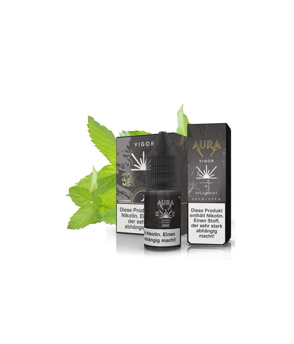 AURA Vigor Nikotinsalz Liquid 10 ml - NicSalt 20 mg/ml