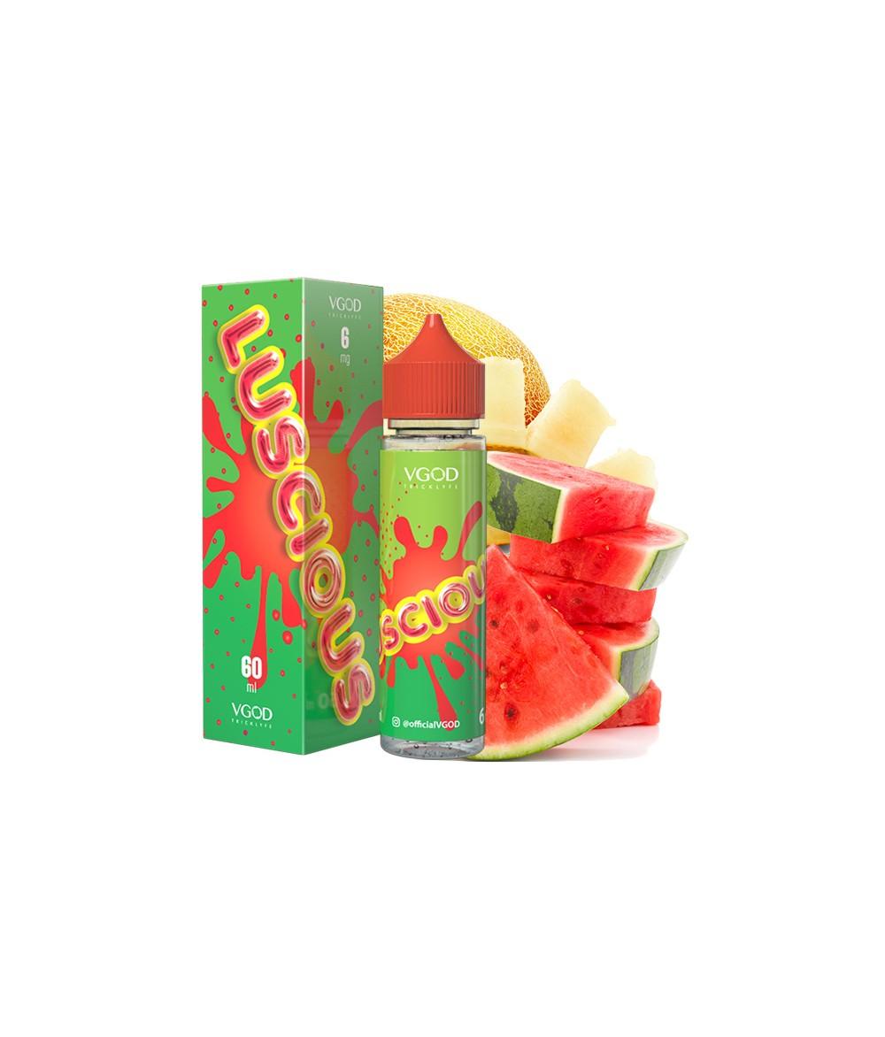 VGOD Luscious US Premium Liquid 50 ml - Boosted Liquid Shake and Vape