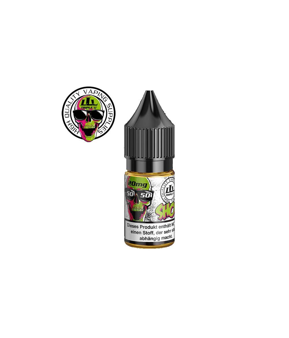 Triple L Nikotinshot 50PG/50VG mit 20mg Nikotin