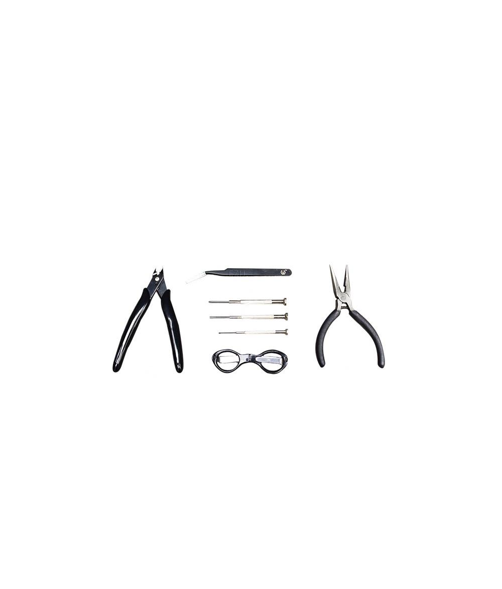 Vandy Vape DIY Tool Kit Wickelset mit Tasche