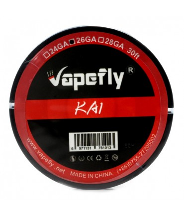 Vapefly 10 Meter KA1 24GA Wickeldraht Kanthal A1