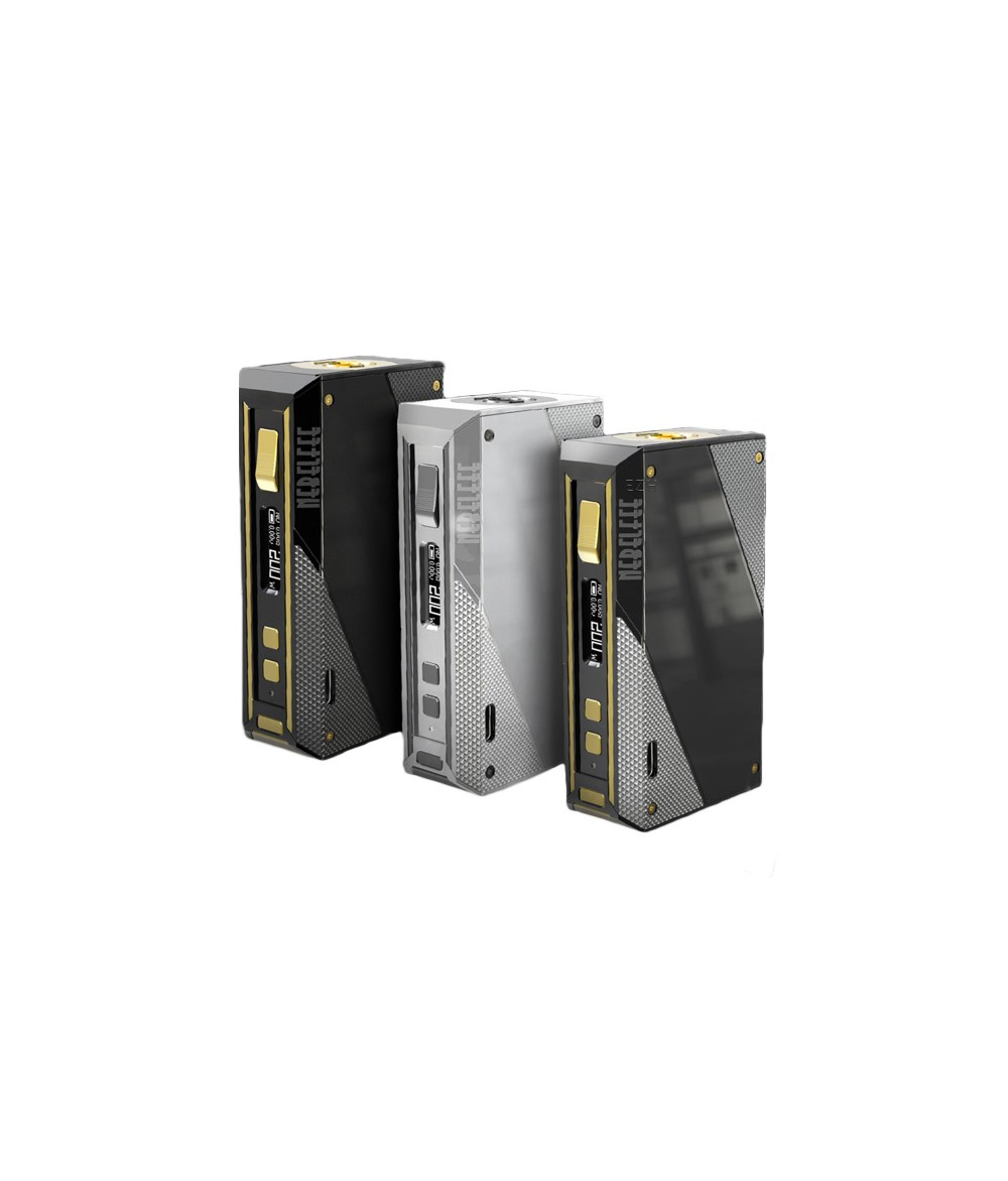 EHPro Cold Steel by Nebelfee 200W Mod Akkuträger