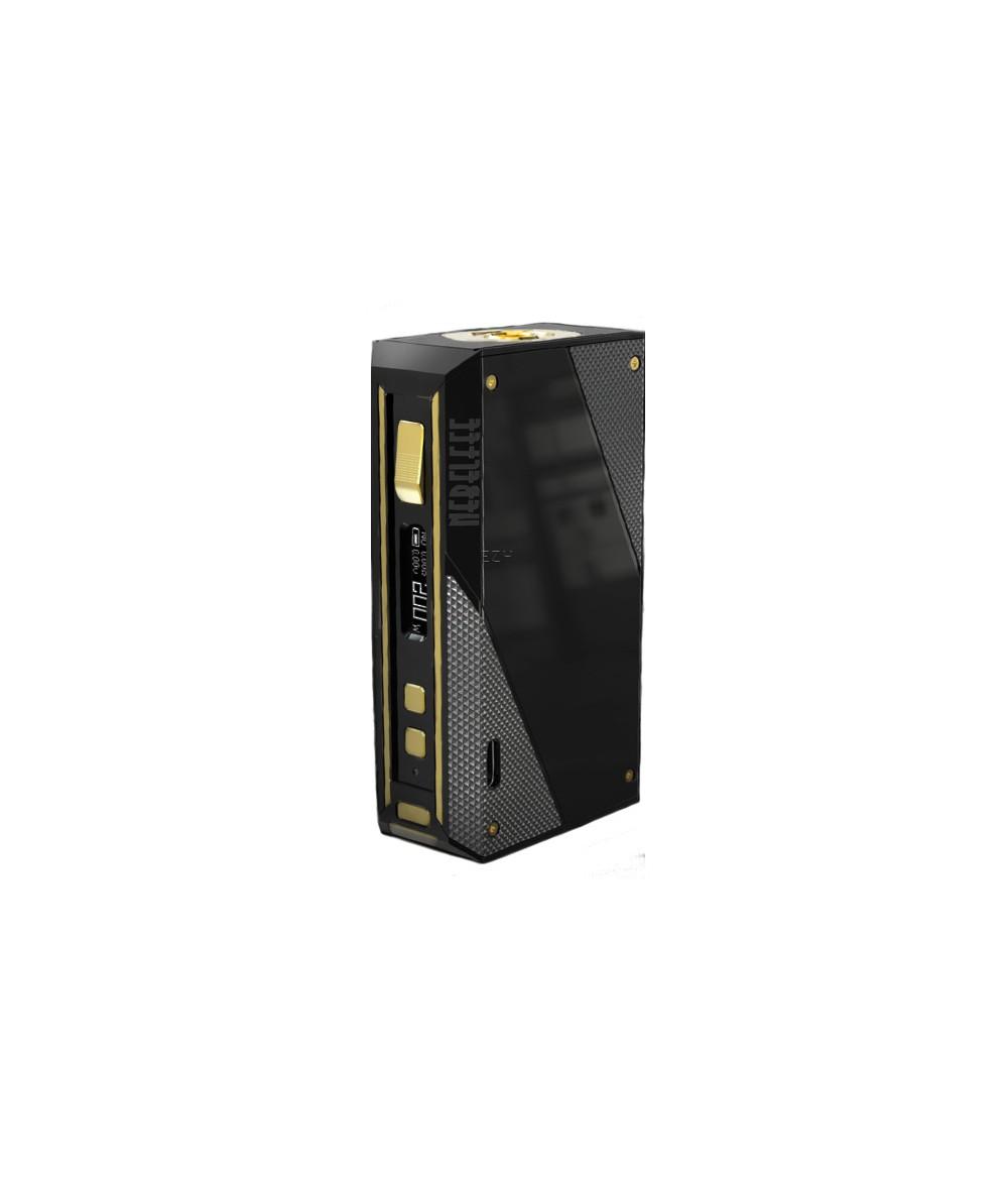EHPro Cold Steel by Nebelfee 200W Mod Akkuträger - schwarz gold