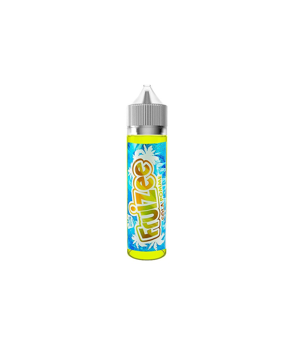 ELiquid France Cola Apple Premium Liquid 50 ml - Boosted Liquid Shake and Vape