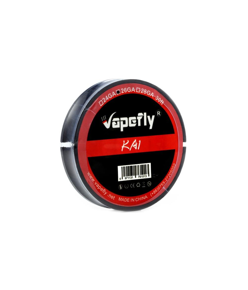 Vapefly 10 Meter KA1 26GA Wickeldraht Kanthal A1