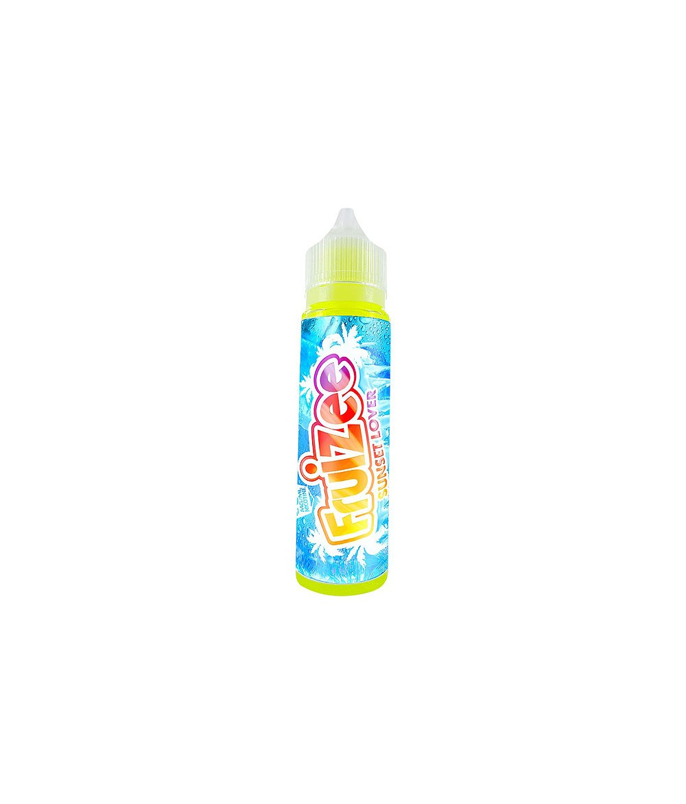 ELiquid France Sunset Lover Premium Liquid 50 ml - Boosted Liquid Shake and Vape