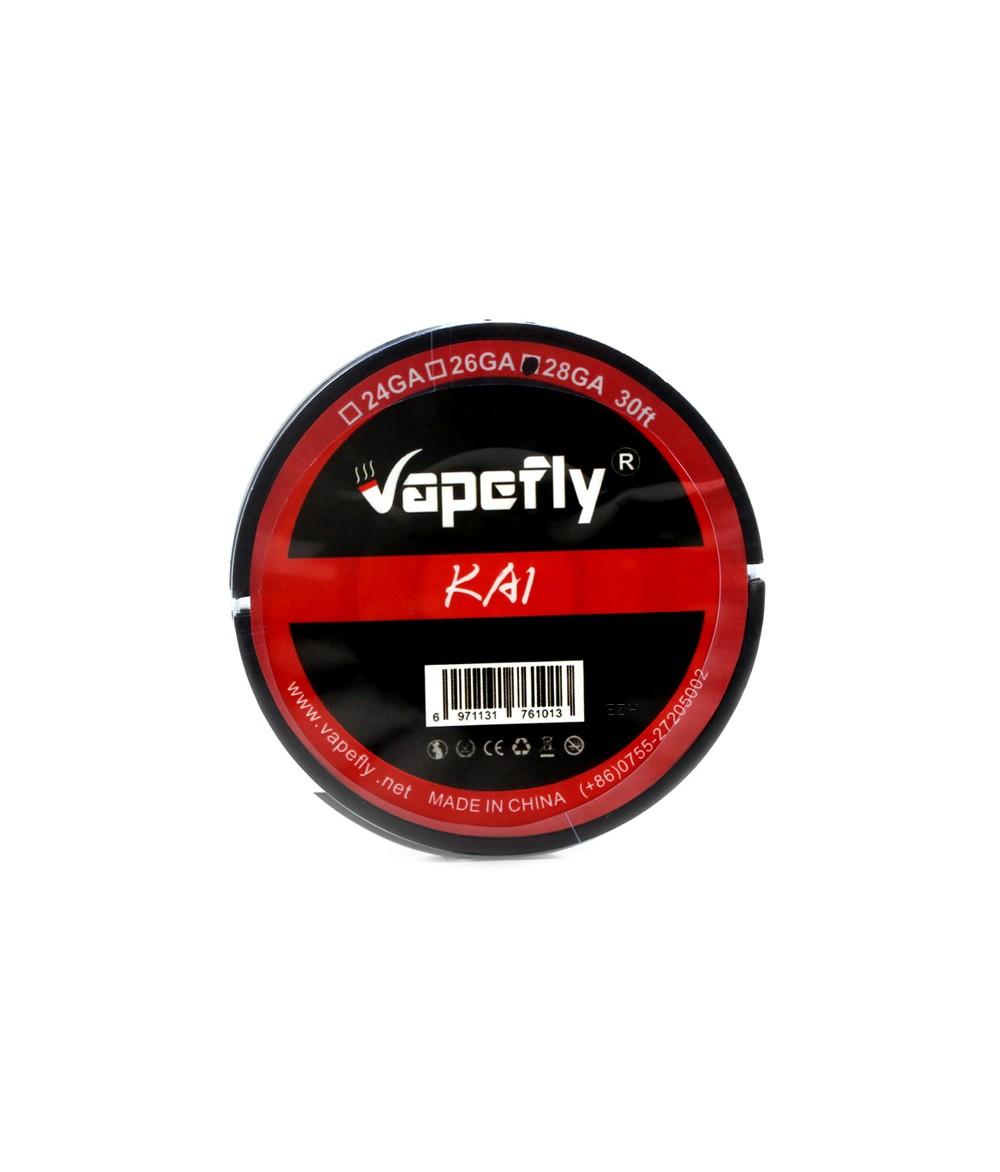 Vapefly 10 Meter KA1 28GA Wickeldraht Kanthal A1