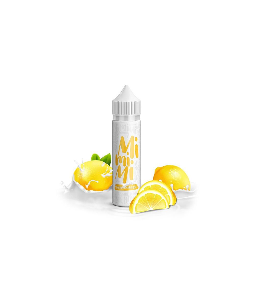 MimiMi Juice Buttermilchkasper Aroma 15 ml in 60 ml Flasche Shake and Vape