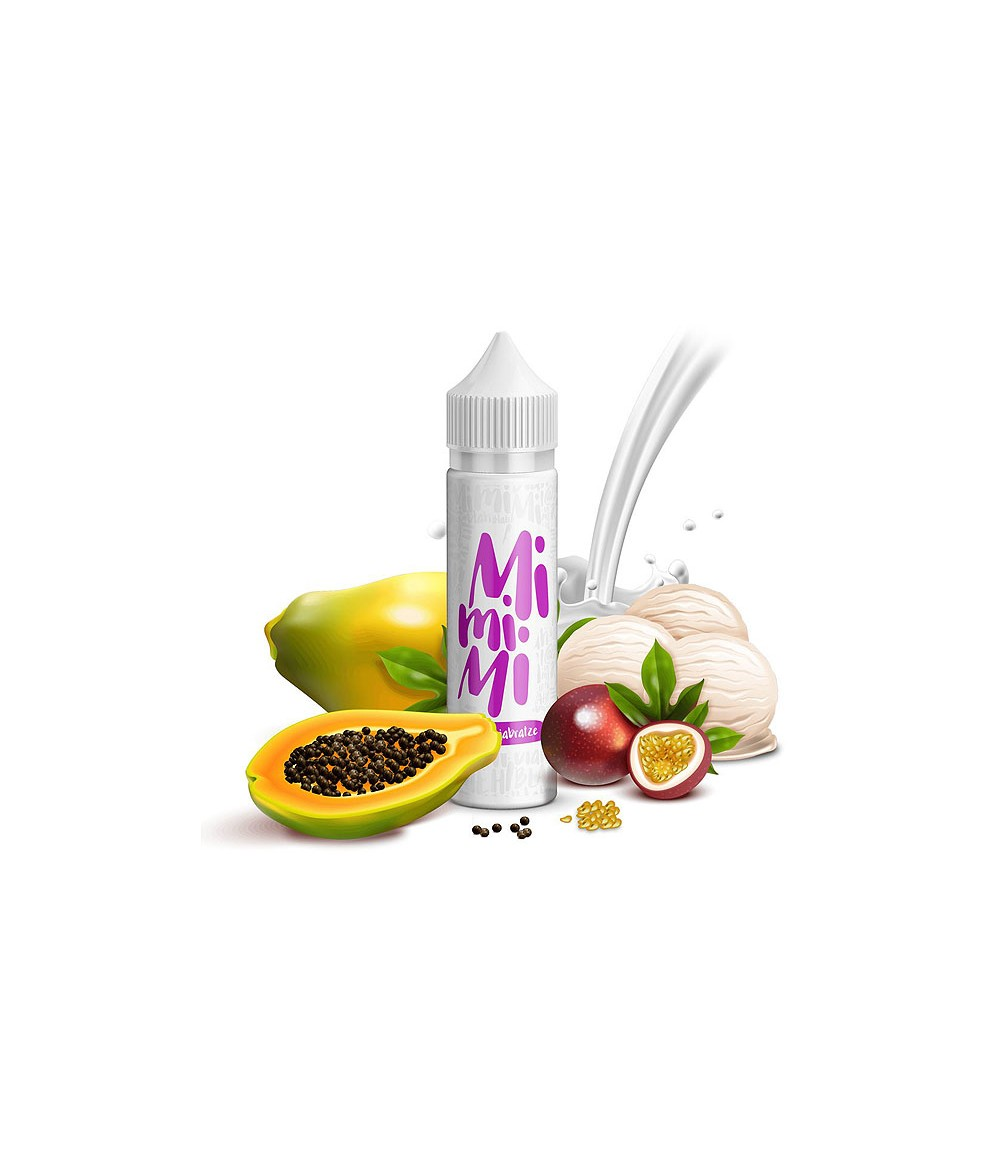 MimiMi Juice Maracujabratze Aroma 15 ml in 60 ml Flasche Shake and Vape