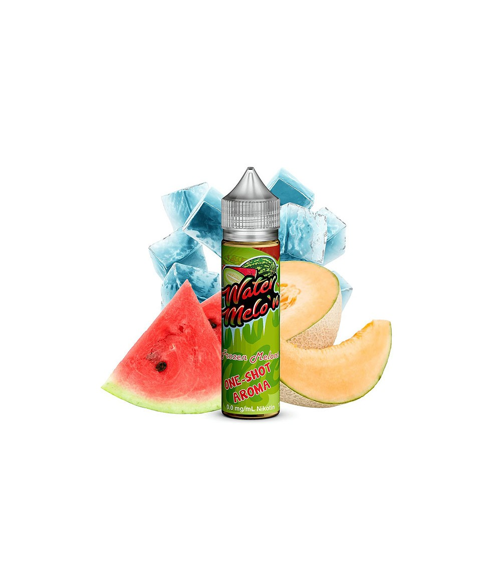 Sovereign Water Melo'n Aroma 10 ml in 60 ml Flasche Shake and Vape