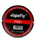 Vapefly 10 Meter Ni80 24GA Wickeldraht NiCr