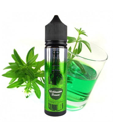 BRAUSE by Flavour Trade Waldmeister Aroma 20ml in 60 ml Flasche Shake and Vape