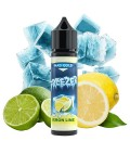 Freezer Lemon Lime Aroma 15 ml in 60 ml Flasche Shake and Vape
