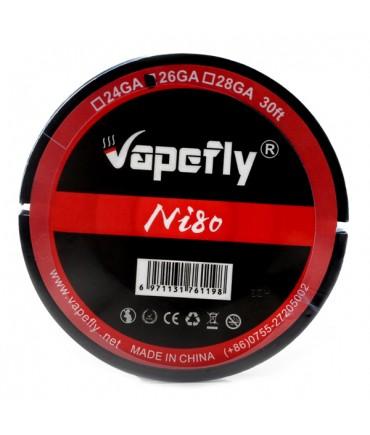 Vapefly 10 Meter Ni80 26GA Wickeldraht NiCr
